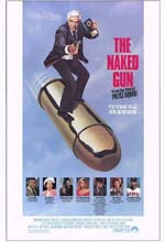 Постер Голий пістолет, Naked Gun: From the Files of Police Squad!, The