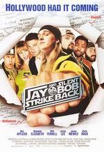 Постер Джей и Молчаливый Боб наносят ответный удар, Jay and Silent Bob Strike Back