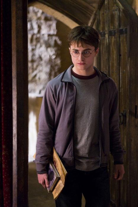 Дивитись онлайн Гаррі Поттер та напівкровний принц / Гарри Поттер ...
