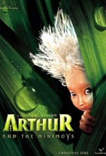 Постер Артур и минипуты, Arthur and the Minimoys