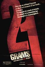 Постер 21 грамм, 21 Grams