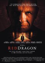 Постер Красный дракон, Red Dragon