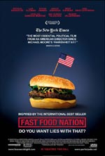 Постер Нация фастфуда, Fast Food Nation