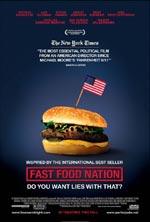 Постер Нація фастфуда, Fast Food Nation