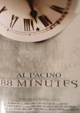 Постер 88 минут, 88 Minutes
