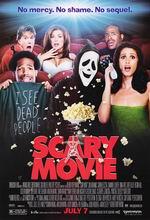 Постер Очень Страшное Кино, Scary Movie