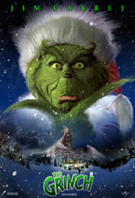Постер Грінч - викрадач Різдва, How the Grinch Stole Christmas