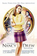 Постер Ненсі Дрю, Nancy Drew
