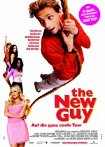 Постер Крутой парень, New Guy, The