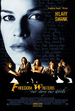 Постер Писатели свободы, Freedom Writers