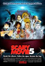 Постер Очень страшное кино 5, Scary Movie 5