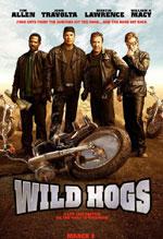 Постер Реальні кабани, Wild Hogs