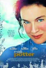 Постер Міс Поттер, Miss Potter