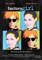 Постер Фабричная девушка, Factory Girl