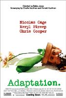 Постер Адаптация, Adaptation