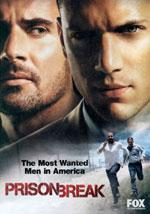 Постер Втеча з тюрми, Prison Break