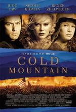 Постер Холодна гора, Cold Mountain
