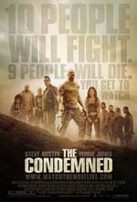Постер Засуджені, Condemned, The