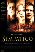 Постер Симпатіко  , Simpatico