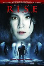 Постер Вампирша, Rise: Blood Hunter