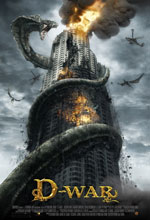 Постер Война динозавров, D-War