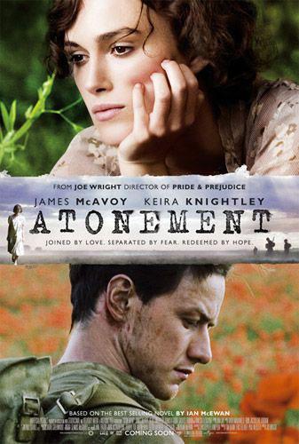 Постер Искупление, Atonement