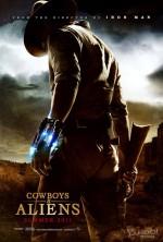 Постер Ковбои против Пришельцев, Cowboys & Aliens