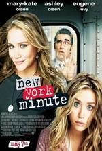 Постер Мгновения Нью-Йорка, New York Minute