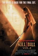 Постер Убить Билла: Фильм 2, Kill Bill: Volume 2