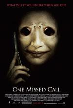 Постер Один пропущений дзвінок, One Missed Call