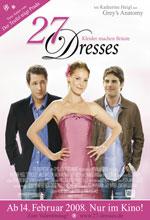 Постер 27 весіль, 27 Dresses
