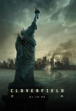 Постер Монстро, Cloverfield