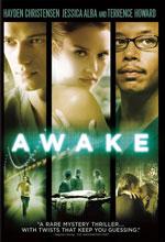 Постер Наркоз, Awake