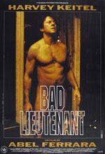Постер Плохой лейтенант, Bad Lieutenant