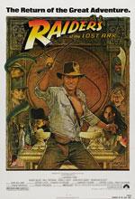 Постер Индиана Джонс: В поисках утраченного ковчега, Raiders of the Lost Ark