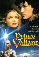 Постер Принц Вэлиант, Prince Valiant