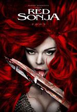 Постер Рыжая Соня, Red Sonja