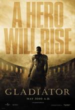 Постер Гладиатор, Gladiator