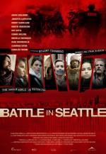 Постер Битва в Сиэтле, Battle in Seattle