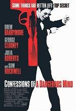 Постер Признания опасного человека, Confessions of a Dangerous Mind
