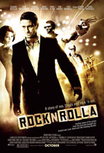 Постер Рок-н-рольщик , RocknRolla