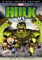 Постер Халк проти..., Hulk Vs.