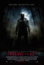 Постер П'ятниця, 13-те, Friday the 13th