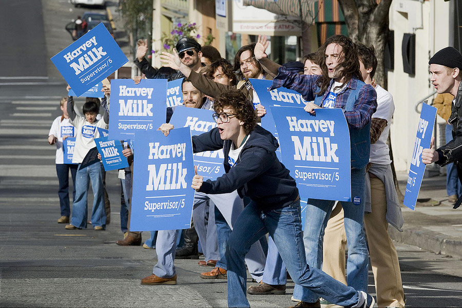 harvey milk review In a letter to harvey milk a lonely retired kosher butcher enrolls in a writing class taught by a young lesbian writing teacher read our review.
