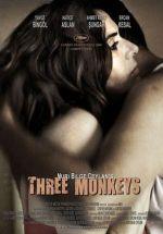 Постер Три обезьяны, Uc Maymun
