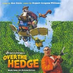 Постер , Over the Hedge