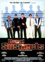Постер Підозрілі особи, Usual Suspects, The