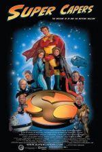 Постер Суперпридурки, Super Capers
