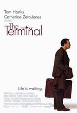 Постер Термінал, Terminal