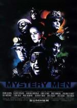 Постер Таємничі люди, Mystery Men